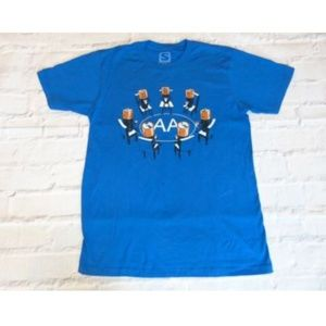b2d06ea48d Shirts | Graphic Funny Aa Battery Meeting Drinking Bar Tee | Poshmark